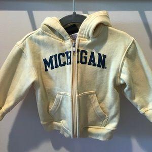 18 mo. Michigan sweatshirt